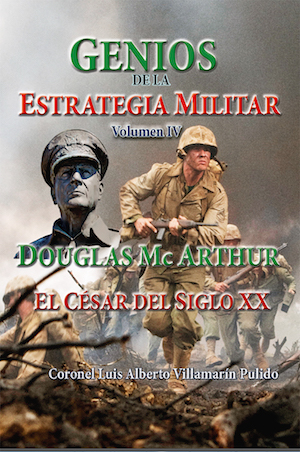 Cover Mc Arthur, Cesar